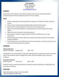 Manufacturing Engineer Resume - Http://jobresumesample.com/804 ...
