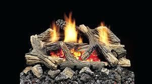 ceramic fireplace logs vent free gas logs ceramic fireplace logs