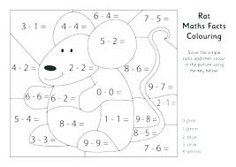 Free Printable 5th Grade Math File Folder Games Pdf Board Coloring