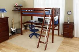 large size of bunk beds savannah storage loft bed with desk espresso loft beds