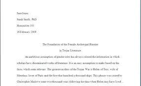 Mla Heading Essay Mla Format Essay Writing Sample Professional Resume