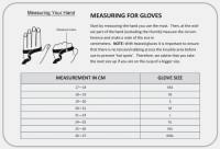Hestra Junior Glove Size Chart What You Should Wear To