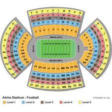 57 Factual Aloha Stadium Seating