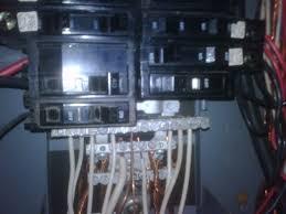 adding a breaker to a breaker box limotra com Lugs Breaker Box Wiring Diagram Lugs Breaker Box Wiring Diagram #84 Circuit Breaker Box Wiring
