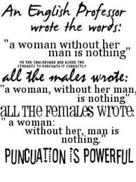 Grammar Quotes Classy Quotes And Punctuation Fascinating Punctuation Matters Grammar