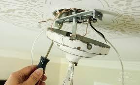 glamorous portfolio chandelier mounting kit