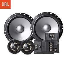 JBL CS760C Pair of 6.5 inch Professional Fashionable Coaxial Speakers  system 50 50W Car Speaker Coaxial Two way Tweeter Woofer Coaxial speakers