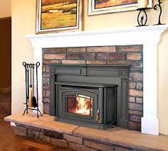 wood stove fireplace inserts wood burning stove fireplace insert home depot