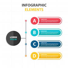 Style Template Business Infographic Template In Banner Style Vector Free Download