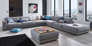 Wohnlandschaft Kingston Couch Garnitur Polstermöbel