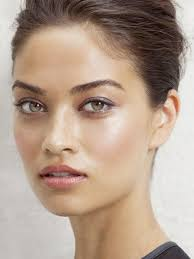 barely there wedding makeup inspiration