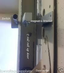 image is loading garage door roll up steel sensor security