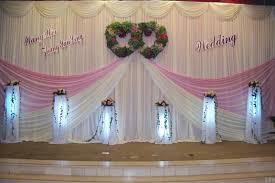 Curtains Wedding Decoration New Arrival 3m High X6m Width Wedding Backdrop Swag Curtain