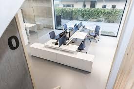 Kantoormeubilair Design Dg Vh Accountancy In 2019 Werkplekken Bench Dining