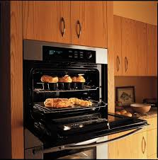 inch microwave combination wall oven