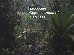 heart of darkness critical essay heart of darkness