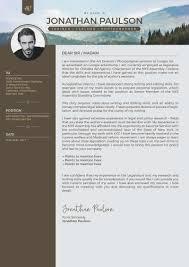 Free Professional Modern Resume Cv Portfolio Page Cover