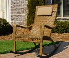 wicker rocking chair. Alternative Views: Wicker Rocking Chair