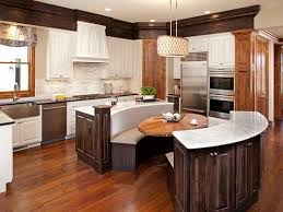 Round Kitchen Island An Unexpected Innovation Or A Problem On For Islands  Ideas 12