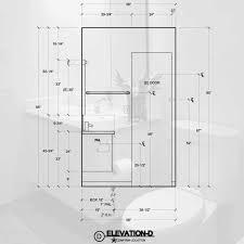 5 x 9 bathroom floor plans with regard to motivate room