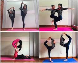 VNAerAtHome] Tình yêu yoga giữa mẹ và bé   Tin tức