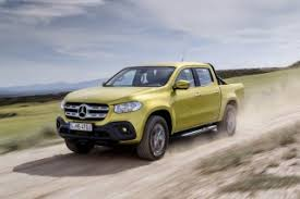 Mercedes-Benz's X-Class Adds Luxury to the Pickup Truck