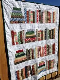 Bookshelf Quilt Pattern Simple Decoration