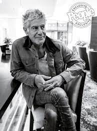 Anthony Bourdain Talked About Never ...