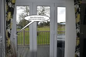 open locked bedroom door with hole how