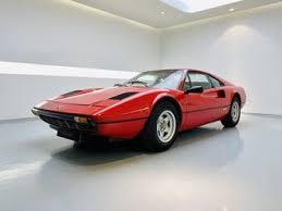 Ferrari 308 1976 Ferrari 308 Gtb Gebrauchtwagen