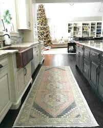 extra long kitchen mat endearing rugs remodel the area rug on patio