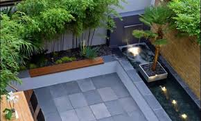 Small Picture Contemporary Garden Design for Small Gardens Landscaping