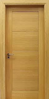 milan white oak door 40mm