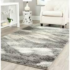 safavieh retro midcentury modern abstract grey ivory rug 8u0027 x 10u0027 overstockcom shopping the best deals on 7x9 10x14 rugs grey white rug t1