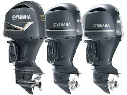 yamaha outboards. yamaha f350c and mechanically controlled f225 f250 outboard engines outboards 0