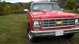 1978 chevy truck - YouTube