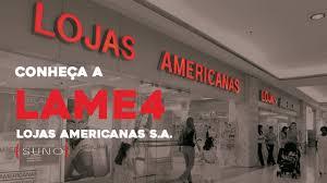 LAME3/LAME4 - Saiba Tudo Sobre As Ações das Lojas Americanas - YouTube