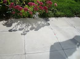 for you to know there is another 39 similar photos of painted concrete patio slabs that guy mccullough uploaded you can see below