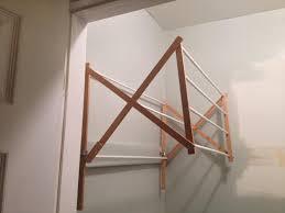 ikea wall mounted drying racks for laundry room