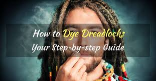 to dye dreads without bleaching step