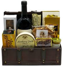 on image for larger view gift baskets from the napa valley