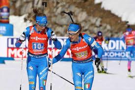 Resta aggiornato con le ultime news sulla biathlon, trova approfondimenti, video, commenti e analisi. Biathlon Italia Decima Nella Staffetta Femminile Iridata News Vda Gazzetta Matin