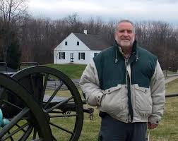 bob russo is the vice president of old baldy civil war round table and can also be found most saay mornings volunteering for the national park service