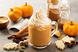 homemade starbucks pumpkin e latte