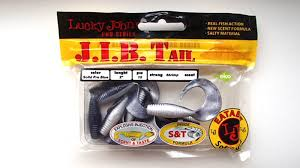 <b>Lucky John Pro</b> Series J.I.B Tail - мой окуневый фаворит