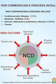 Non Communicable Diseases Non Communicable Disease