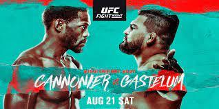 UFC Fight Night: Cannonier vs Gastelum ...