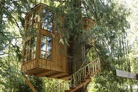 treehouse masters treehouse point. Nelson Treehouse And Supply: Portfolio Of Residential Treehouses, Retreat Kids Treehouses Masters Point L