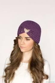 Free Crochet Hat Patterns For Women Inspiration 48 Best Free Crochet Women's Hat Patterns Images On Pinterest
