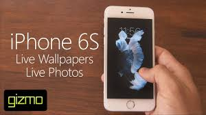iPhone 6S - Live Wallpapers & Photos ...